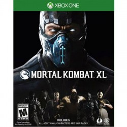 Warner Brothers - 1000588320 - WB Mortal Kombat XL - Fighting Game - Xbox One