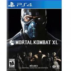 Warner Brothers - 1000588321 - WB Mortal Kombat XL - Fighting Game - PlayStation 4