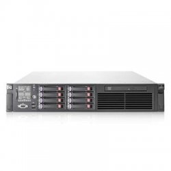 Hewlett Packard (HP) - 530779-005 - HP-IMSourcing DS ProLiant DL380 G6 2U Rack Server - 2 x Intel Xeon E5540 Quad-core (4 Core) 2.53 GHz - 8 GB Installed DDR3 SDRAM - Serial Attached SCSI (SAS) Controller - 2 Processor Support - Gigabit Ethernet - ATI