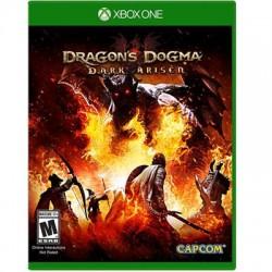 Capcom Entertainment - 55008 - Capcom Dragon's Dogma: Dark Arisen - Action/Adventure Game - Xbox One