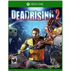 Capcom Entertainment - 55015 - Capcom Dead Rising 2 - Action/Adventure Game - PlayStation 4