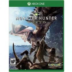 Capcom Entertainment - 55028 - Capcom Monster Hunter: World - Role Playing Game - Xbox One