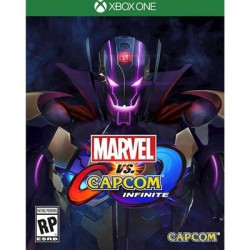 Capcom Entertainment - 55032 - Capcom Marvel vs. Capcom: Infinite - Deluxe Edition - Fighting Game - Xbox One