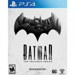 Warner Brothers - 1000621982 - WB Batman: The Telltale Series - Action/Adventure Game - PlayStation 4