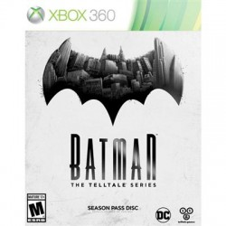 Warner Brothers - 1000621984 - Batman The Telltale Seri X360