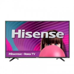 Hisense - 55H4D - Hisense H4 55H4D 55 1080p LED-LCD TV - 16:9 - Direct LED Backlight - Smart TV - 3 x HDMI - USB - Wireless LAN - PC Streaming - Internet Access