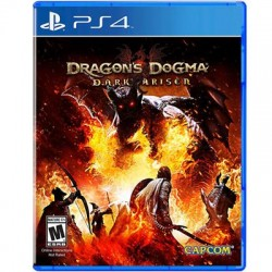 Capcom Entertainment - 56018 - Capcom Dragon's Dogma: Dark Arisen - Action/Adventure Game - PlayStation 4