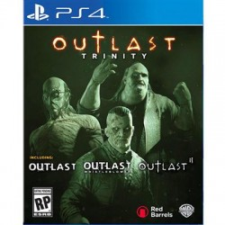 Warner Brothers - 1000639498 - Outlast Trinity PS4