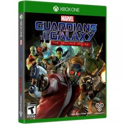 Warner Brothers - 1000639924 - Telltale Marvel's Guardians of the Galaxy: The Telltale Series - Action/Adventure Game - Xbox One