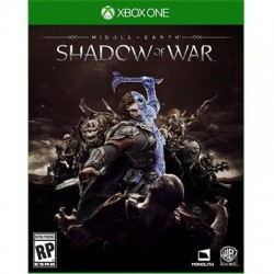 Warner Brothers - 1000640754 - WB Middle-earth: Shadow of War - Action/Adventure Game - Xbox One