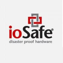 ioSafe - 5BAY-NAS-FLOOR-MNT-KIT - ioSafe Floor Mount for Network Storage System