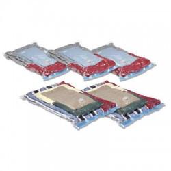 Whitmor - 6246-3590-BB - Whitmor Storage Bag - Clear - Nylon - 5Piece - Blanket, Pillow