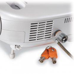 Kensington - 64186 - Kensington MicroSaver Custom Security Cable Lock - Steel - 6ft
