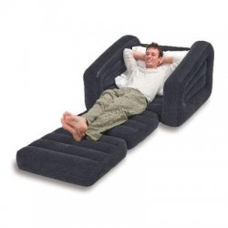 Intex - 68565E - Inflatable Pull Out Chair