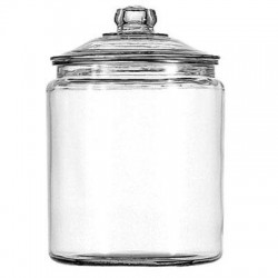 Anchor Hocking - 69372MN - Heritage Hill Jar w Cover 2Gal