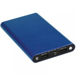 PCT Brands - 70381-PG - Digital Treasures ChargeIt. Power Bank - Blue