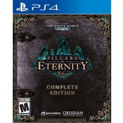 505 Games - 71501948 - Pillars of Eternity PS4