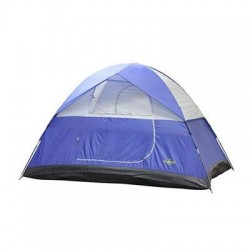 Stansport - 728 - Stansport Pine Creek Tent - 4 Person(s) Capacity - Fiberglass, Steel, Polyester