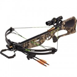 Barnett Crossbows - 78041 - Crossbows Quad Edge S 350FPS