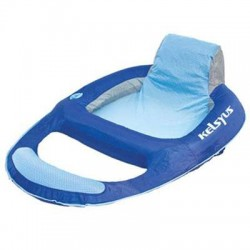 SwimWays - 80014 - K Floating Lounger Blue