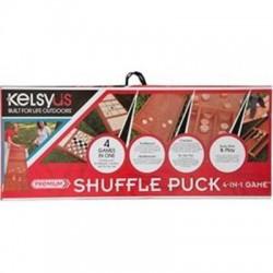SwimWays - 80244 - Kelsyus Premium Shufflepuck 4-in-1 Game