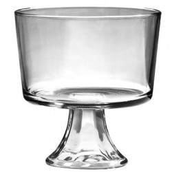 Anchor Hocking - 86777L13 - Presence Footed Trifle Bowl