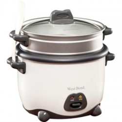 Focus Electrics - 88011 - WB Rice Cooker 12C Wht