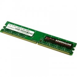 VisionTek - 900432 - Visiontek 1 x 1GB PC2-5300 DDR2 667MHz 240-pin DIMM Memory Module - 1 GB (1 x 1 GB) - DDR2 SDRAM - 667 MHz DDR2-667/PC2-5300 - 1.80 V - Non-ECC - Unbuffered - 240-pin - DIMM