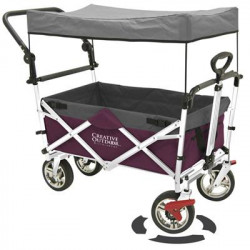 Creative Outdoor - 900551 - PushPull Fold Wagon Canopy Mag