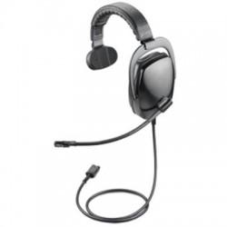 Plantronics - SHR2082-01 - Plantronics SHR2082-01 Ruggedized Headset - Mono - Over-the-head