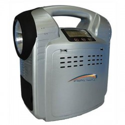 Aervoe - 9695 - Sierra Wave 9695 Power Pro 200 Watt Power Center Lcd Display