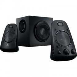 Logitech - 980-000402 - Logitech Z623 2.1 Speaker System - 200 W RMS - 35 Hz - 20 kHz