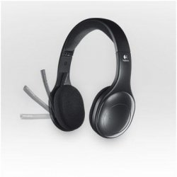 Logitech - 981-000337 - Logitech H800 Wireless Headset - Stereo - Black - Wireless - Bluetooth - 39.4 ft - Over-the-head - Binaural - Ear-cup - Noise Cancelling Microphone