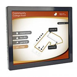 Planar Systems - 997-6288-00LF - Planar LA1950RTR 19 inch 800:1 5ms USB Touchscreen LCD Monitor (Black)