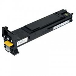 Konica-Minolta - A06V132 - Konica Minolta Original Toner Cartridge - Laser - 6000 Pages - Black - 1 Each