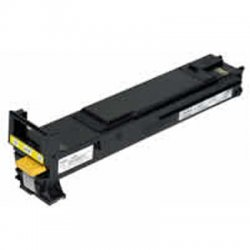 Konica-Minolta - A06V233 - Konica Minolta Original Toner Cartridge - Laser - 12000 Pages - Yellow