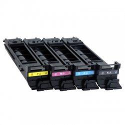 Konica-Minolta - A0DK431 - Konica Minolta Standard Capacity Cyan Toner - Laser - 4000 Page - Cyan