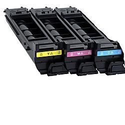 Konica-Minolta - A0DKJ32 - Konica Minolta Tri-Color Ink Cartridge - Inkjet - 800 Page - Cyan, Magenta, Yellow