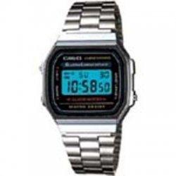 Casio - A168W-1 - Casio A168W-1 Classic Wrist Watch - Men - Casual - Digital - Quartz