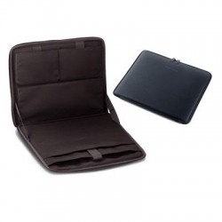 Samsung - AA-BS5N11B/US - Samsung AA-BS5N11B Carrying Case (Wallet) for 11.6 Tablet PC - Black - Synthetic Leather