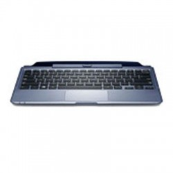 Samsung - AA-RD7NMKD/US - Samsung ATIV Smart PC 500T Keyboard Dock - Docking - Blue - Docking PortTouchPad - Tablet - USB Hub Built-in