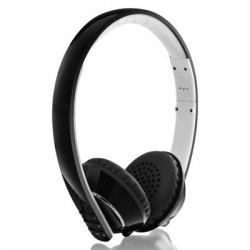 Aluratek - ABH01F - Aluratek ABH01F Headset - Stereo - Black - Mini-phone - Wired/Wireless - Bluetooth - 33 ft - 20 Hz - 20 kHz - Over-the-head - Binaural - Semi-open