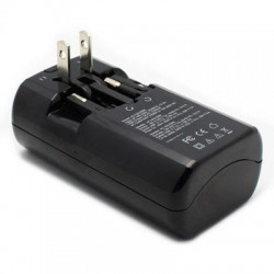 Lenmar - AC150USBK - Lenmar Ultra Compact All-in-One Travel Adapter with USB Port, Black - 120 V AC, 230 V AC Input Voltage - 5 V DC Output Voltage - 2.10 A Output Current