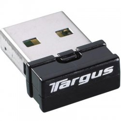Targus - ACB10US1 - Targus ACB10US1 Bluetooth 2.0 - Bluetooth Adapter - USB - 2.40 GHz ISM
