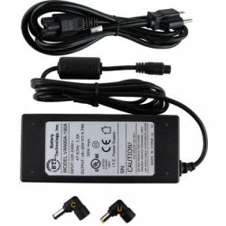 Battery Technology - AC-U90W-AR - BTI 90W AC Adapter - For Notebook - 90W - 4.7A - 19V DC
