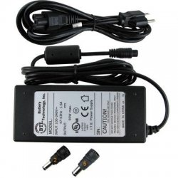 Battery Technology - AC-U90W-TS - BTI 90W AC Adapter - For Notebook - 90W - 16V DC to 19V DC