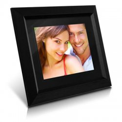 Aluratek - ADMPF315F - Aluratek ADMPF315F Hi-Res Digital Photo Frame - Photo Viewer, Audio Player, Video Player - 15 TFT LCD