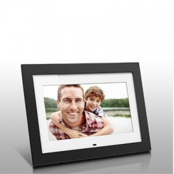 Aluratek - ADMPF410T - Aluratek Digital Frame - 10 Digital Frame - Built-in 4 GB