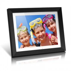 Aluratek - ADMPF415F - Aluratek Digital Frame - 15 Digital Frame - 1024 x 768 - Built-in 2 GB
