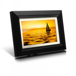 Aluratek - ADPF07SF - Aluratek ADPF07SF Digital Photo Frame - Photo Viewer - 7 TFT LCD